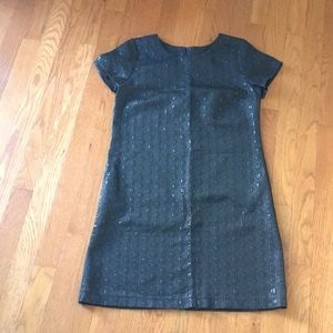 Little black shimmery dress by Xhilaration